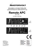 Paneel APC met Power Sharing (120V)