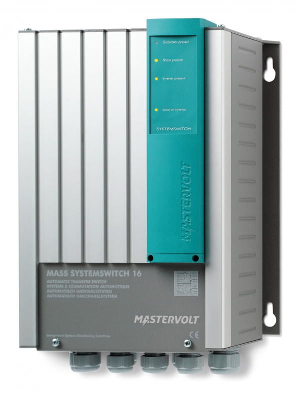 Mass Systemswitch 16 kW (230 V)