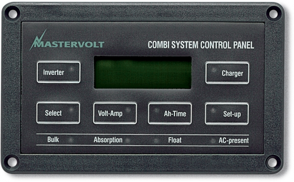 Panel CSCP (combi system control panel) (12/24V DC) (digital)