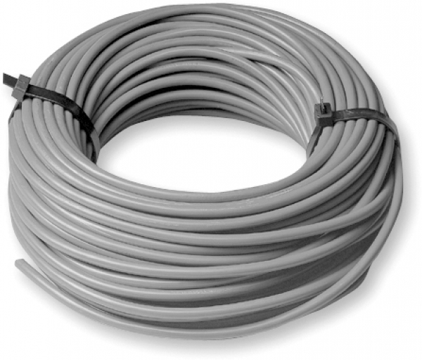 Installation cable grey 0.75 mm²