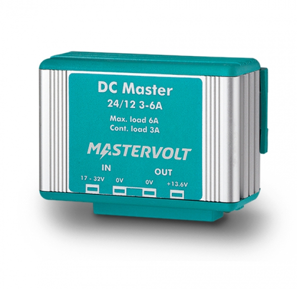 DC Master 24/12-3A