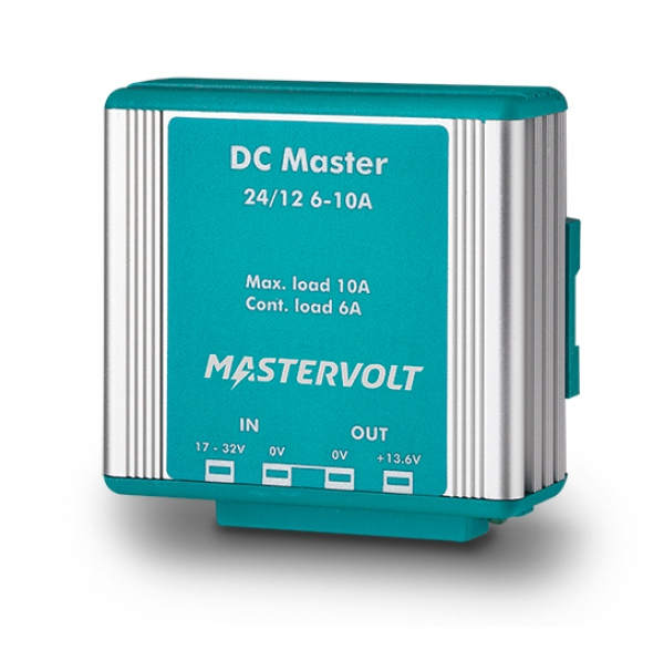 DC Master 24/12-6A
