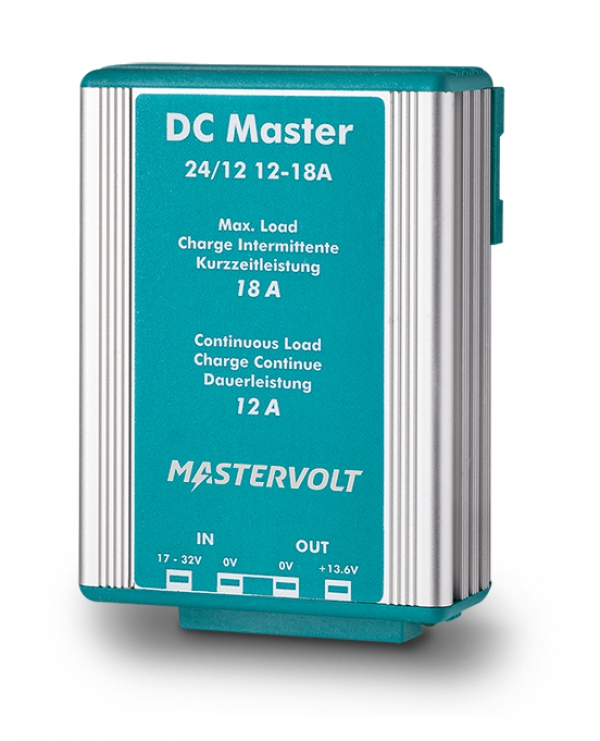 DC Master 24/12-12A