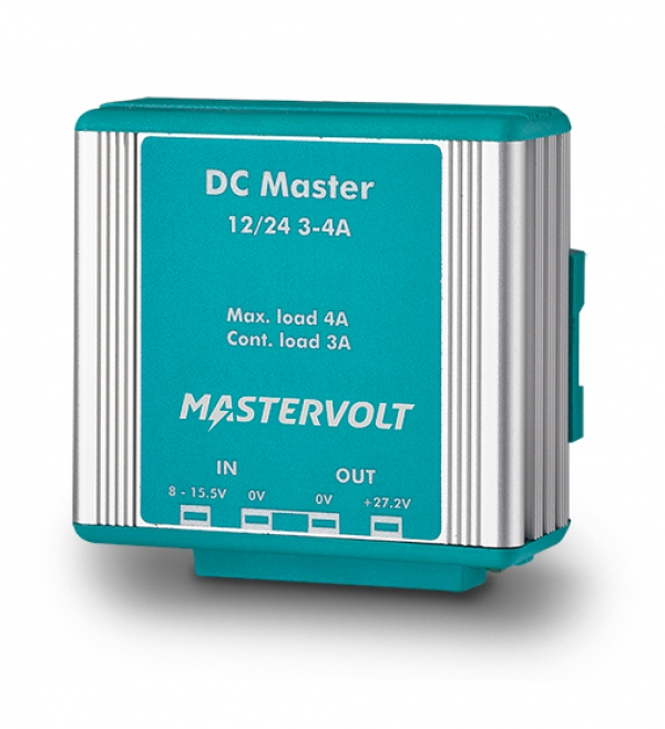 DC Master 12/24-3A