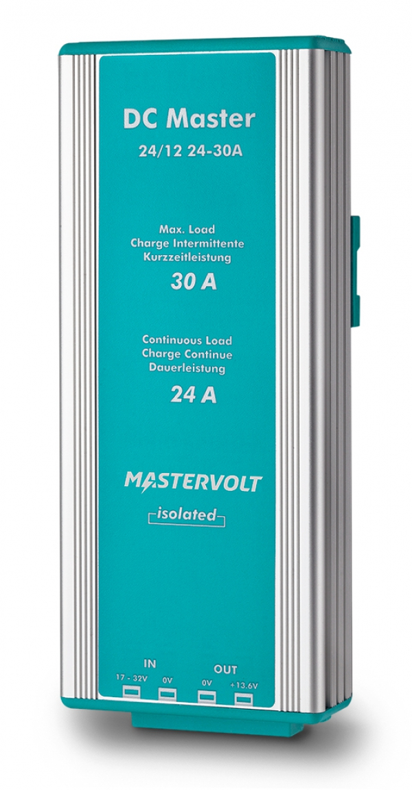 DC Master 24/12-24A (Isolated)