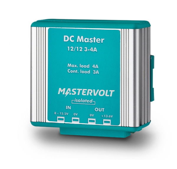 DC Master 12/12-3A (Isolated)