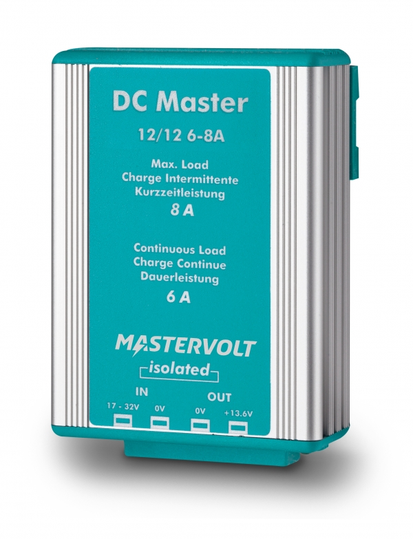 DC Master 12/12-6A (Isolated)