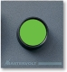 Green push button, 10 A (series 4)