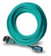 Power cable 16 A - 25 metre 2,5 mm²