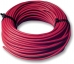 Installation cable red 4 mm²