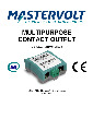 Multipurpose Contact Output