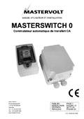 Masterswitch 3 kW (120 V)