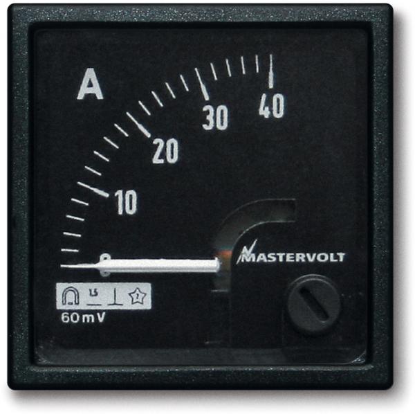 Ampèremètre 0-80 A CC