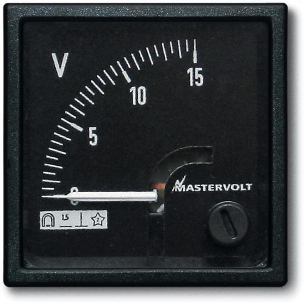 Voltage meter 9-15 V DC