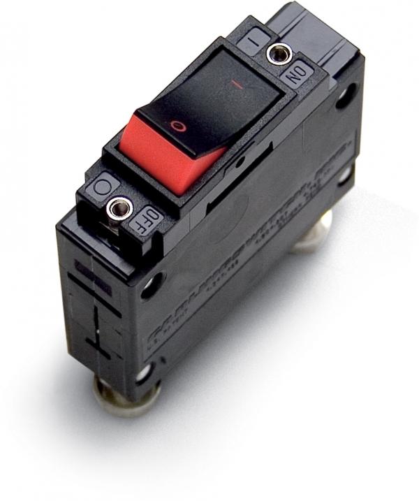 CD2 rocker, Sicherung/Schalter, einpolig, 60 A