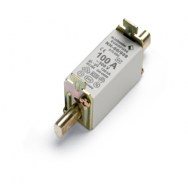 Industrial fuse 200 A - DIN1