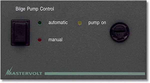 Panel C-3-BC (bilge pump operation & alarm, 10/30V) (series 3)