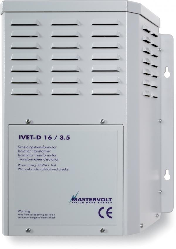 IVET-D 3.5 kVA/16A (toroidal)