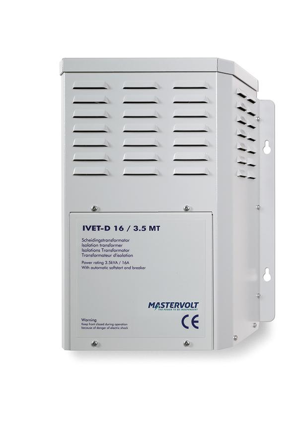 IVET-D 16A 3.5kW multi tap