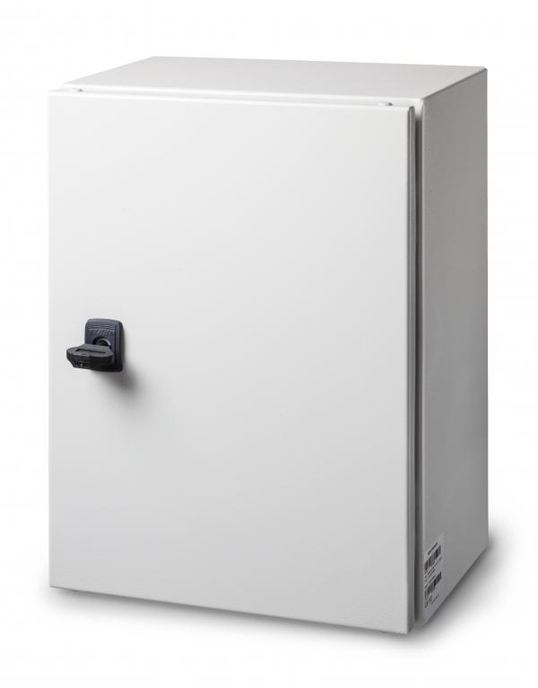 Omschakelsysteem met Soft Start 6 kW