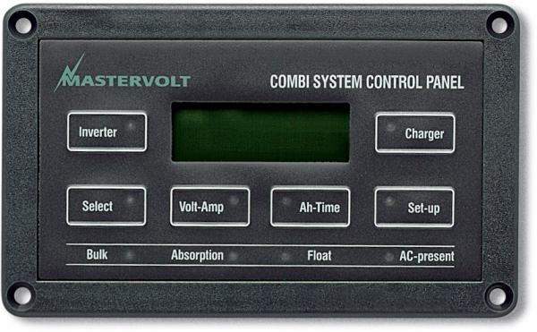 Panel CSCP (combi system control panel) (12/24V DC) (digital)