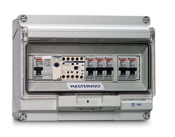 Masterswitch Fuses 5 kW (230 V)