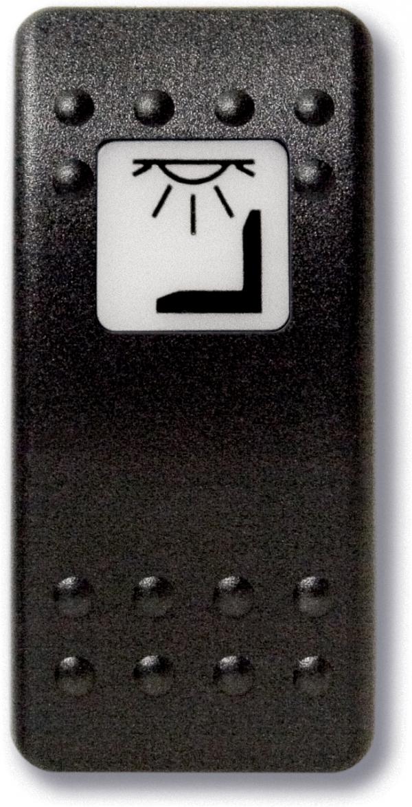 driver seat light