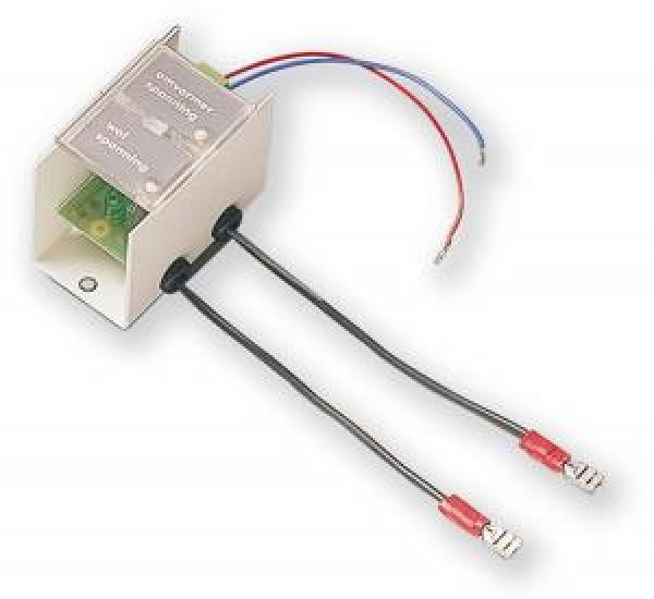 Modulo retroilluminazione 2 targhette, 230 V AC