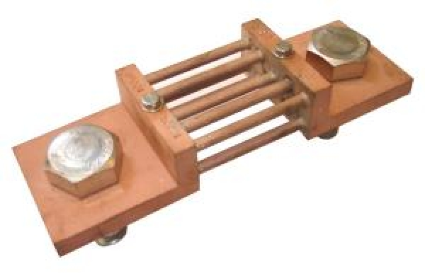 Shunt 1000 A/100 mV for BTM-III