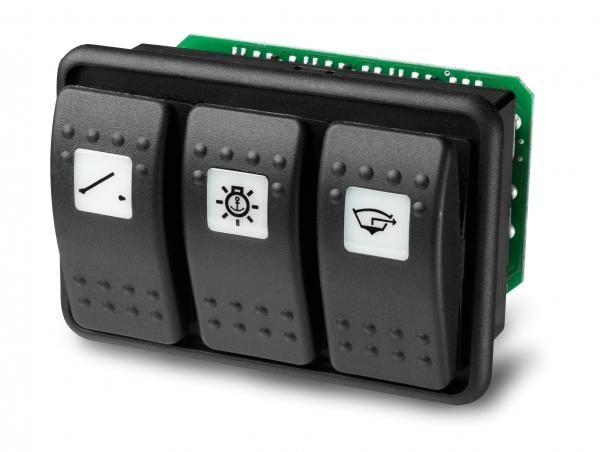 Switch Input 3 PCB