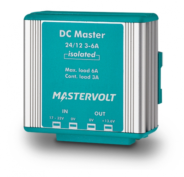 DC Master 24/12-3 (Isolated)