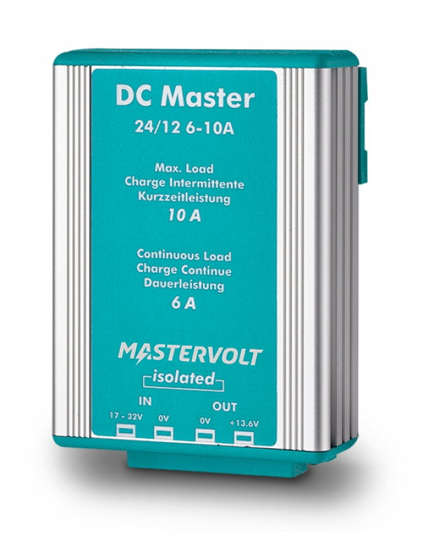 DC Master 24/12-6 (Isolated)