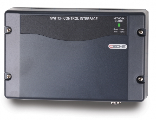 Switch Control Interface with seal