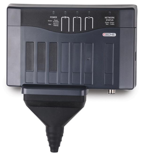 Motor Output Interface avec connecteur et coffret de protection