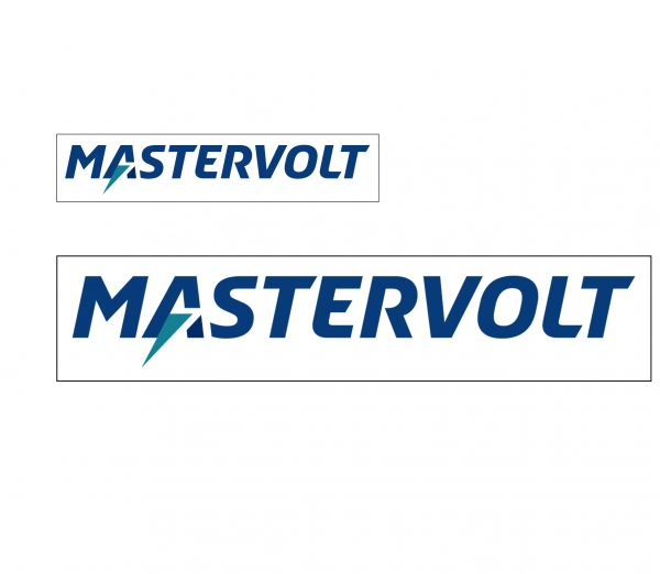Mastervolt sticker