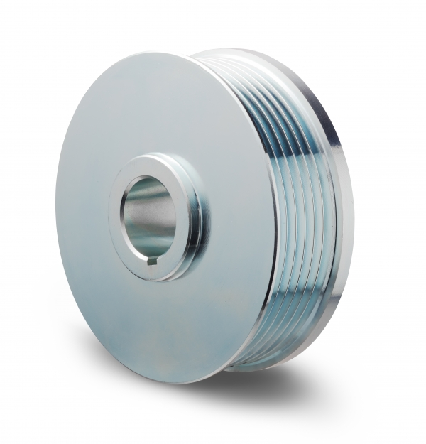 Multigroove pulley