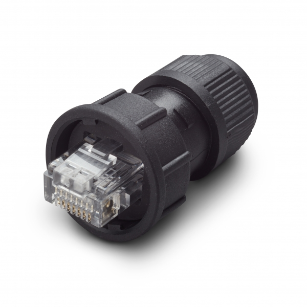 MLI Ultra Waterproof Field Installable Plug