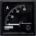 Amps meter 60-0-60 A DC